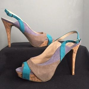 Guess heels size 6.5